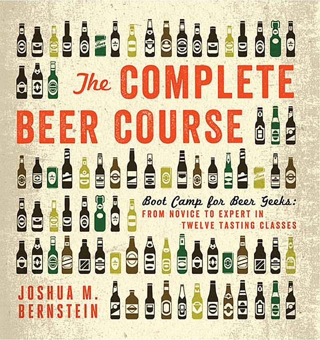 libros sobre cerveza: The Complete Beer Course es un crash course intensivo para novatos.