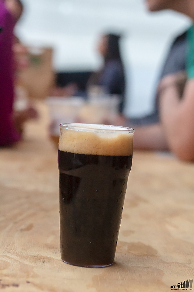 Craft Beer Sessions: Lúcuma Vainilla Porter: 7 % alc./vol. y 25 IBU