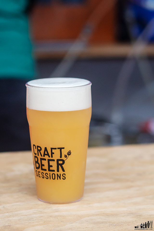 Craft Beer Sessions: Mango Milkshake IPA: 6,1 % alc./vol. y 33 IBU