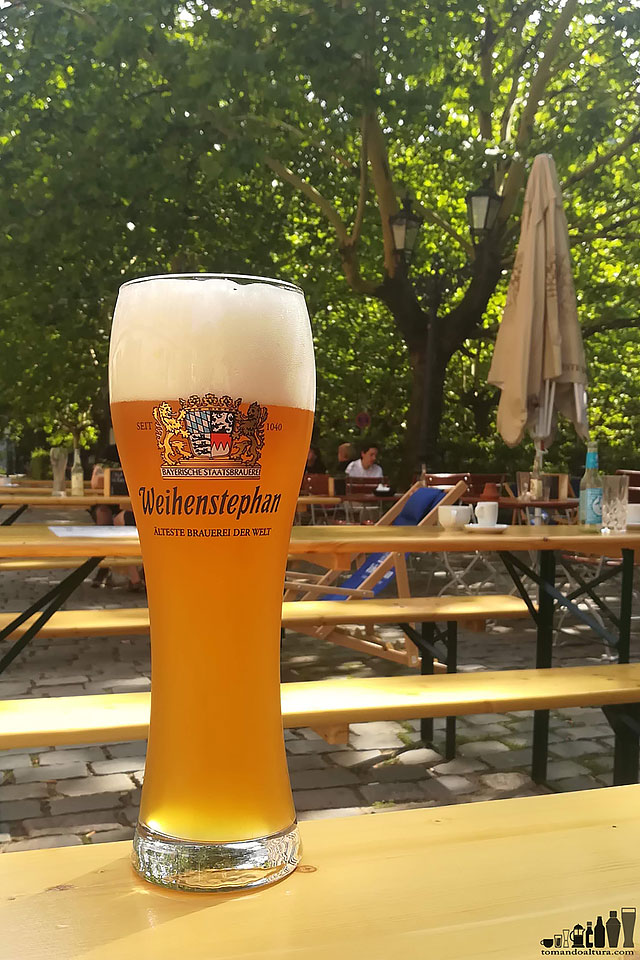 La Weinhenstephaner Hefeweissbier ingresa por primera vez a la lista de Craft Beer & Brewing.